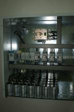 Instalación de Baterías de condensadores