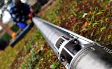 Instalación de bombas sumergidas